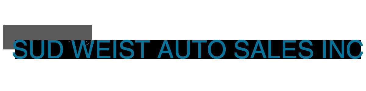 Sud Weist Auto Sales Inc