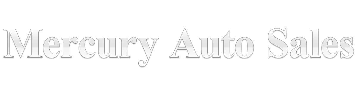 Mercury Auto Sales