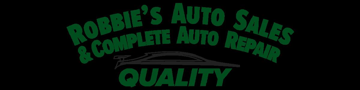 Robbie's Auto Sales and Complete Auto Repair