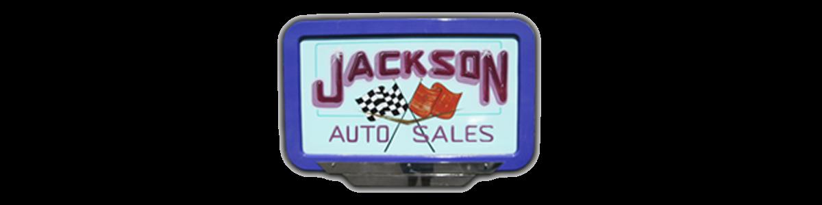 Jacksons Auto Sales
