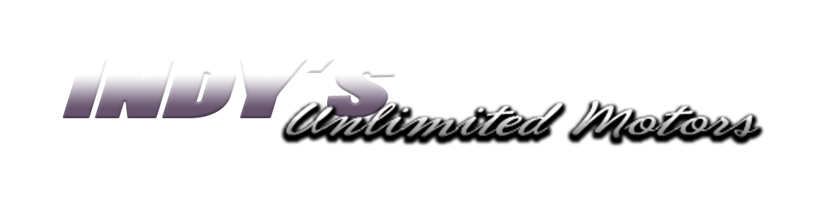 INDY'S UNLIMITED MOTORS - UNLIMITED MOTORS