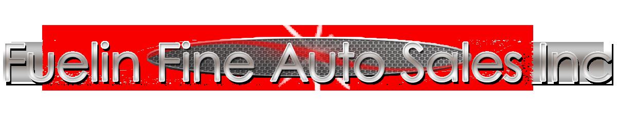 FUELIN FINE AUTO SALES INC