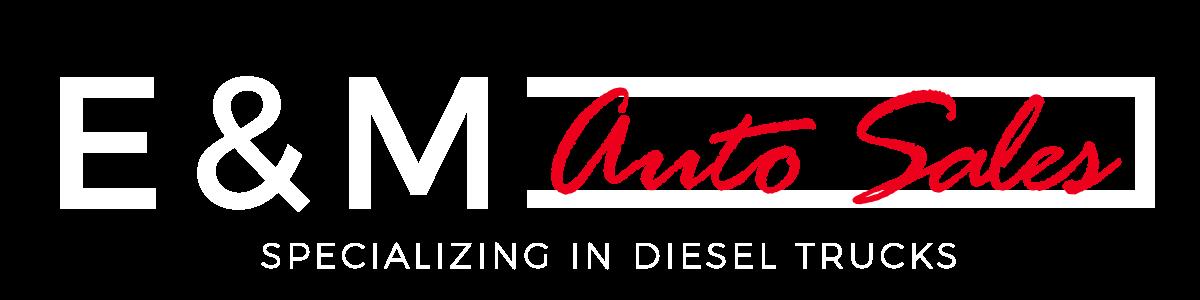 E & M AUTO SALES