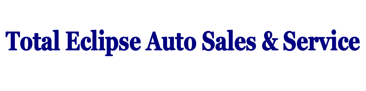 Total Eclipse Auto Sales & Service