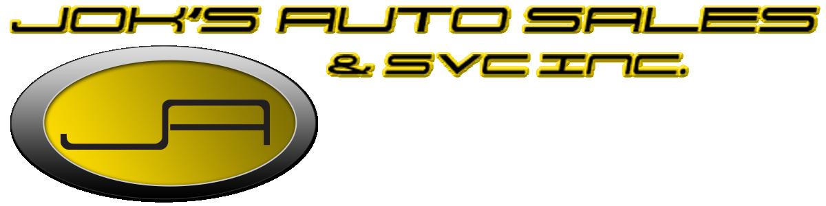 Joks Auto Sales & SVC INC