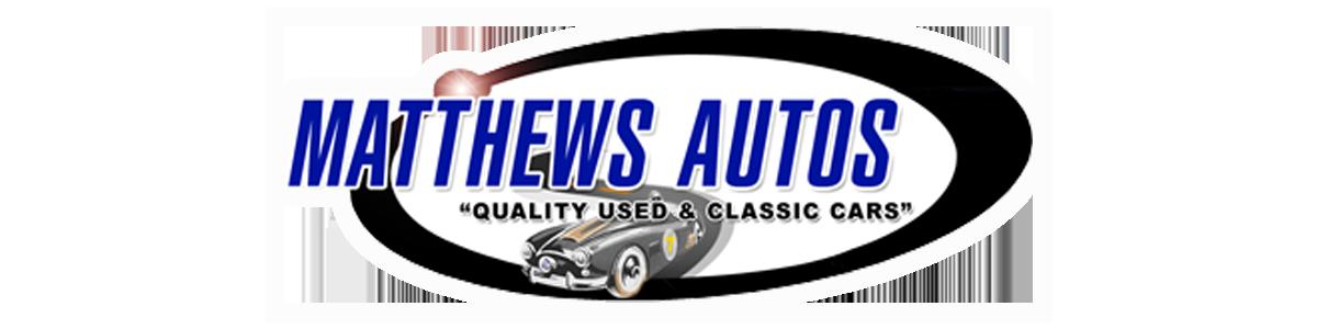 MATTHEWS AUTO SALES