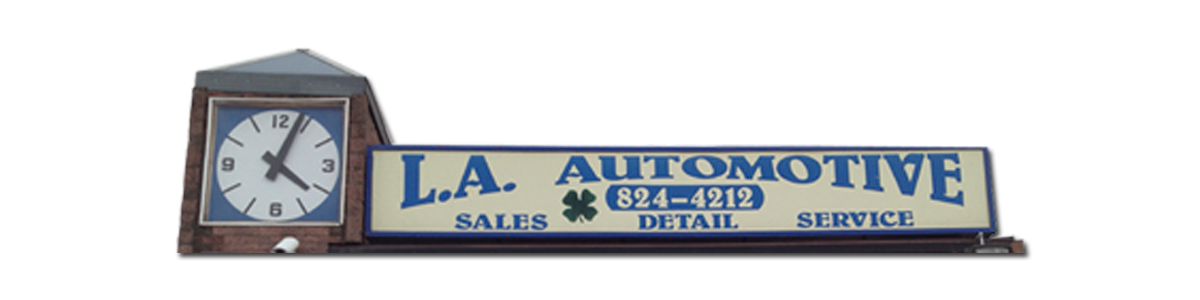 L.A. Automotive Sales