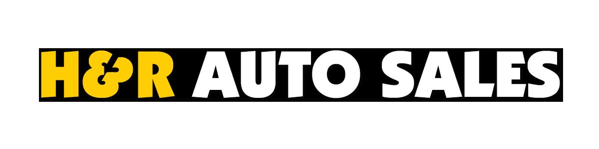 H & R AUTO SALES