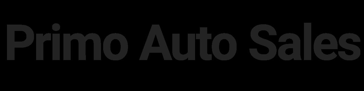 Primo Auto Sales