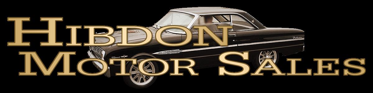 Hibdon Motor Sales