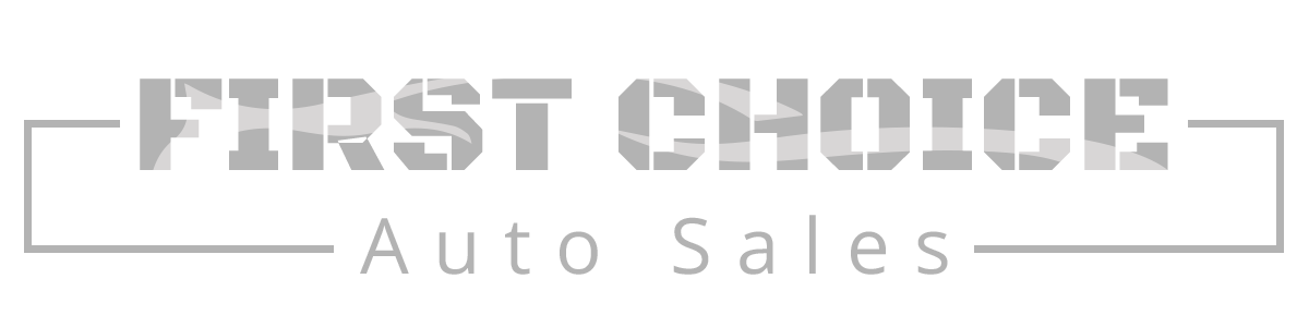 First Choice Auto Sales
