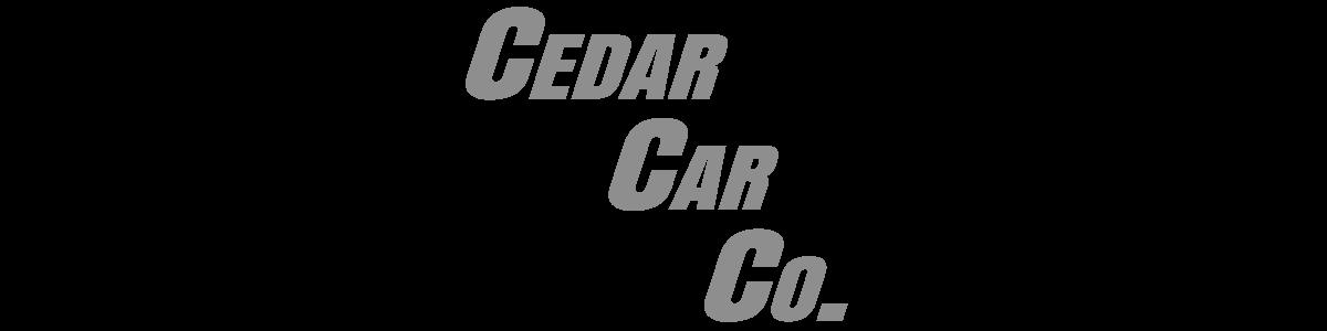 Cedar Car Co