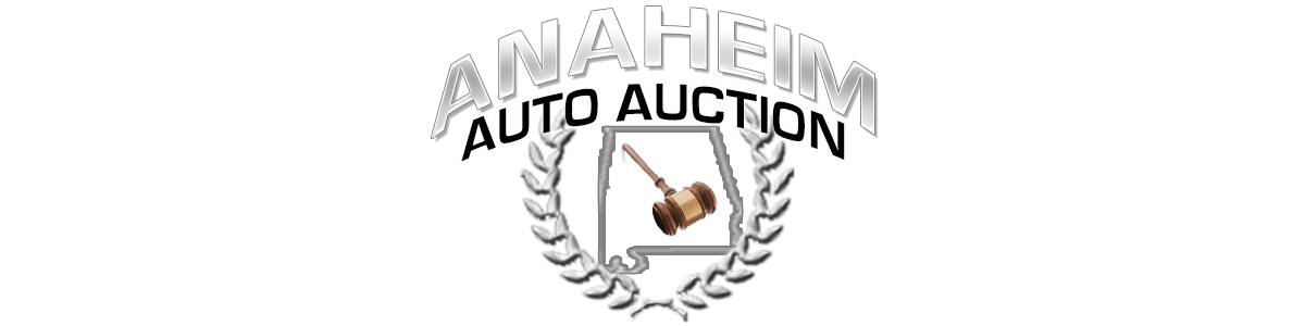 Anaheim Auto Auction