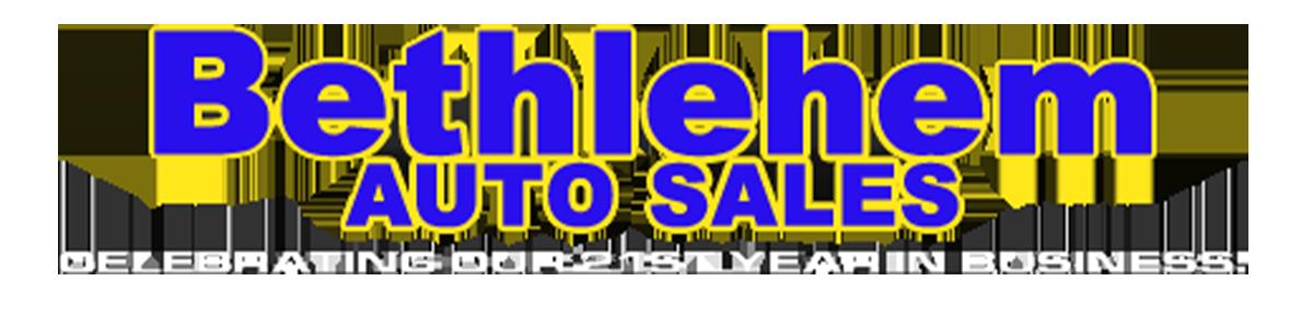 Bethlehem Auto Sales