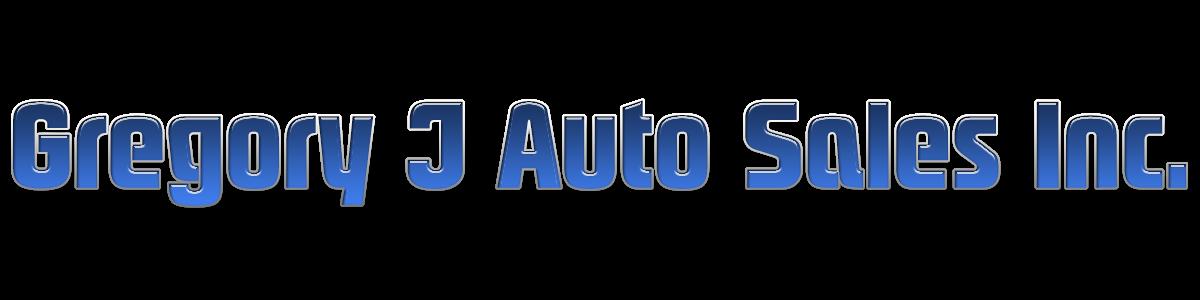 Gregory J Auto Sales