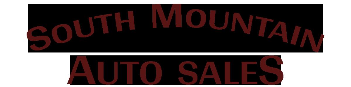 SOUTH MOUNTAIN AUTO SALES