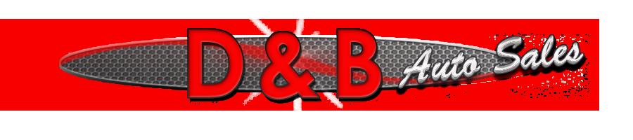 D & B AUTO SALES