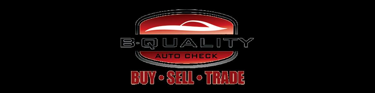 B Quality Auto Check