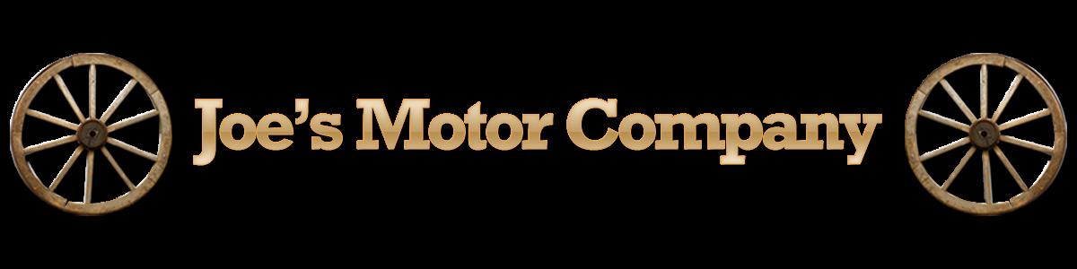 Joe's Motor Company