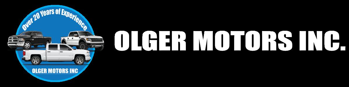 Olger Motors, Inc.