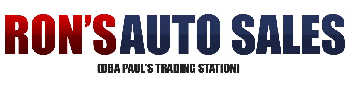 Rons Auto Sales >> Contact Ron S Auto Sales Dba Paul S Trading Station In