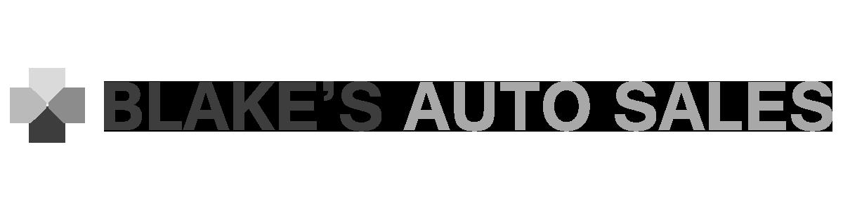 Blake's Auto Sales