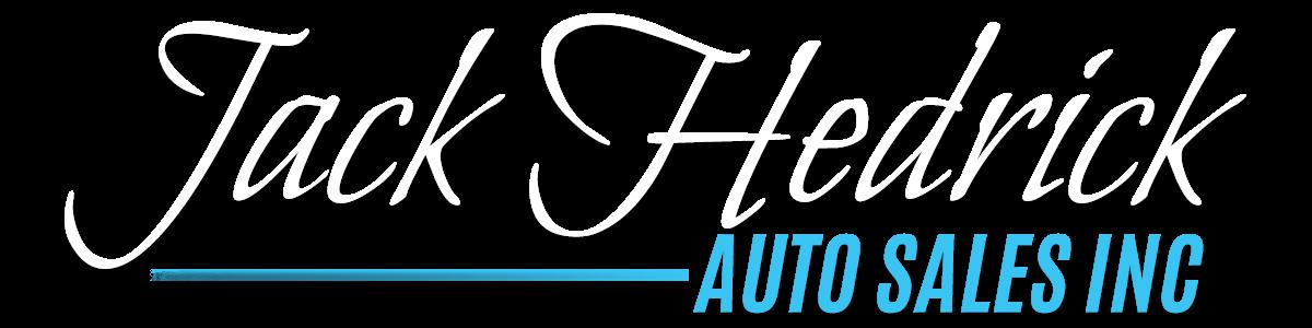 Jack Hedrick Auto Sales Inc