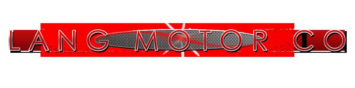 Lang Motor Company