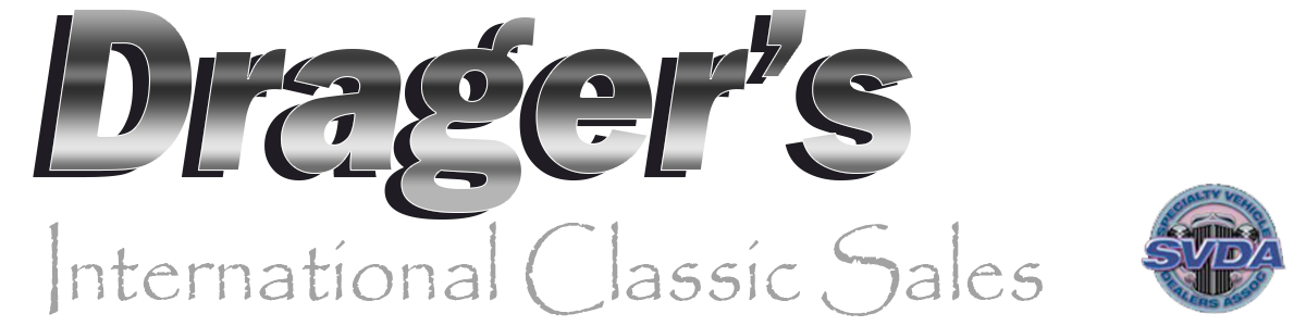 Drager's International Classic Sales