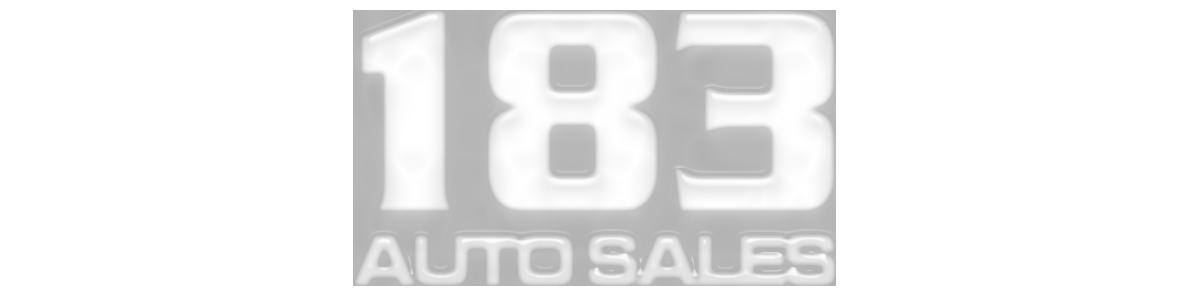 183 Auto Sales