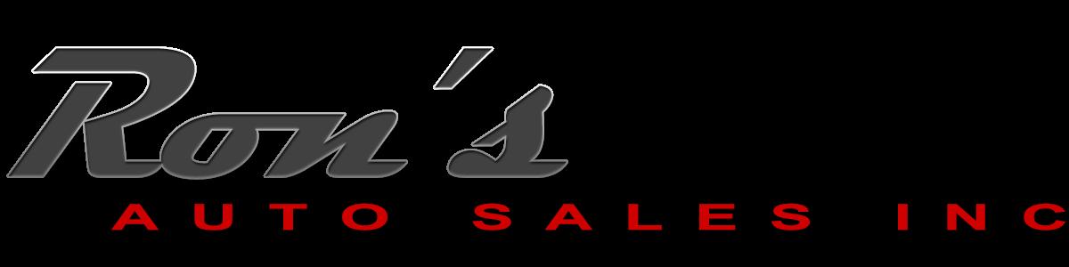 RON'S AUTO SALES INC