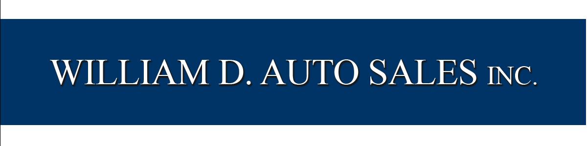 William D Auto Sales