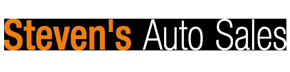 Steven's Auto Sales