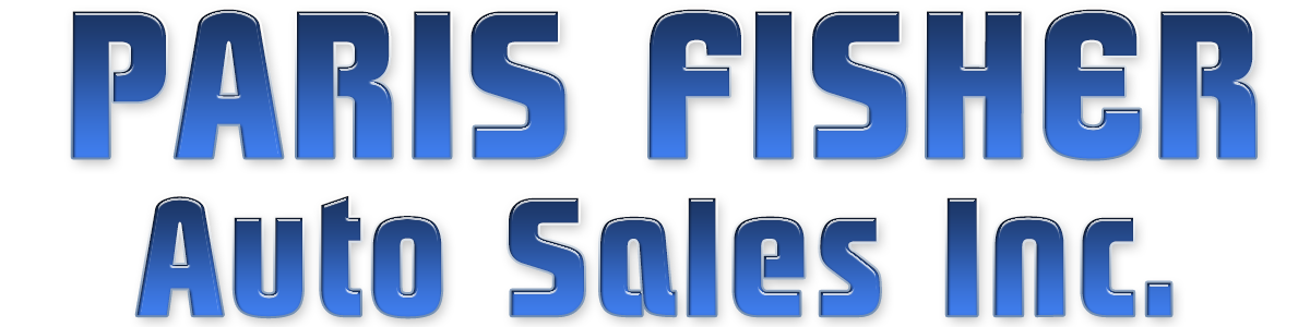Paris Fisher Auto Sales Inc.
