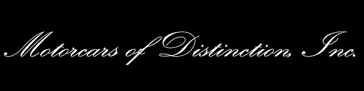 MOTORCARS OF DISTINCTION INC