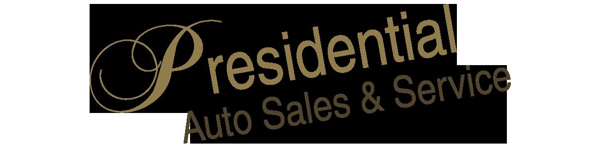 Presidential Auto  Sales & Service