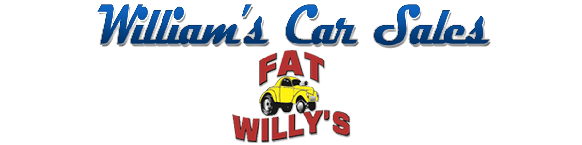 William's Car Sales aka Fat Willy's