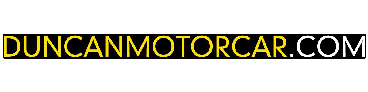 DuncanMotorcar.com