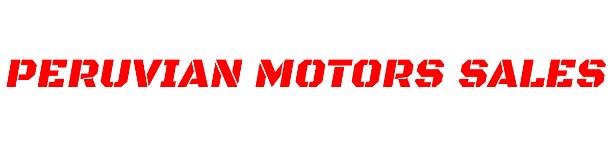 PERUVIAN MOTORS SALES