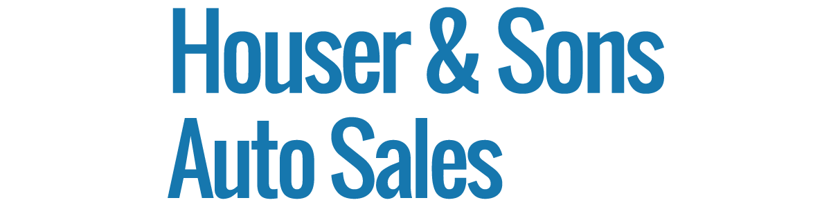 Houser & Son Auto Sales