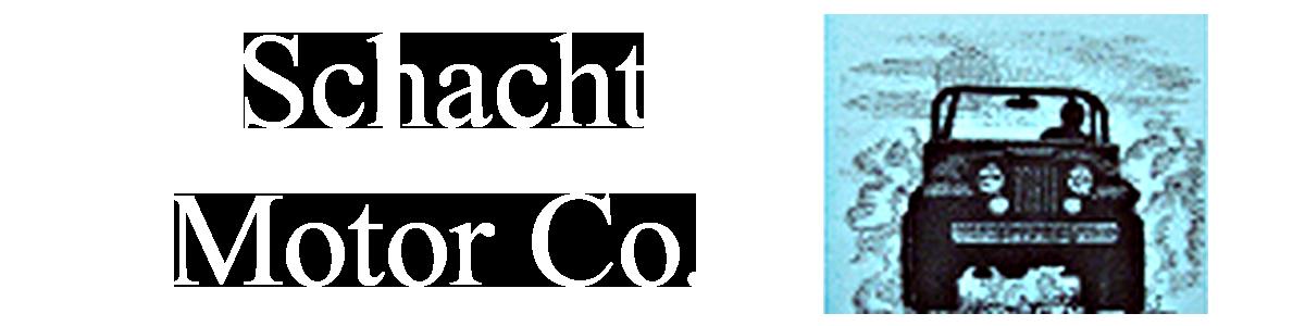 SCHACHT MOTOR CO