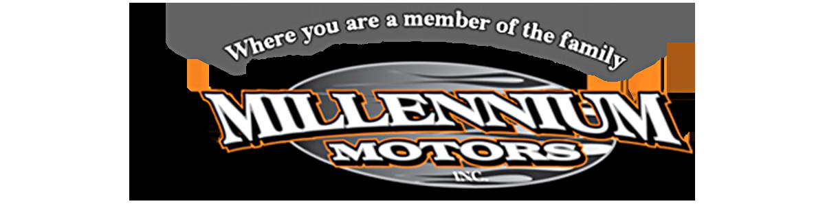 MILLENNIUM MOTORS INC