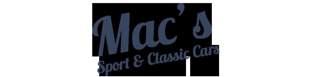 Mac's Sport & Classic Cars