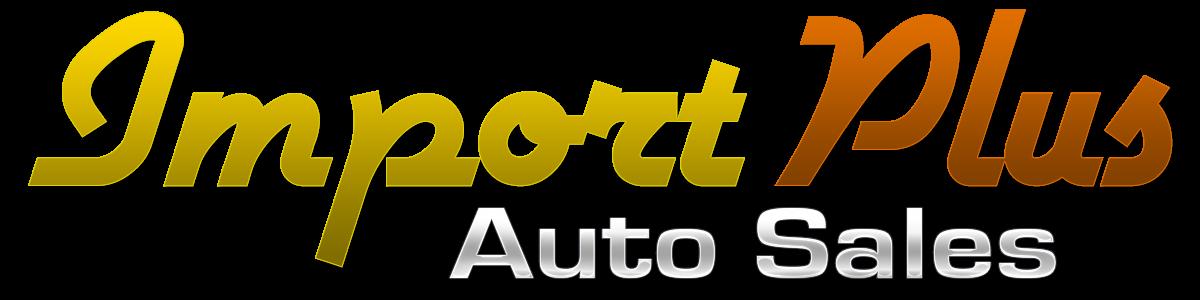 Import Plus Auto Sales