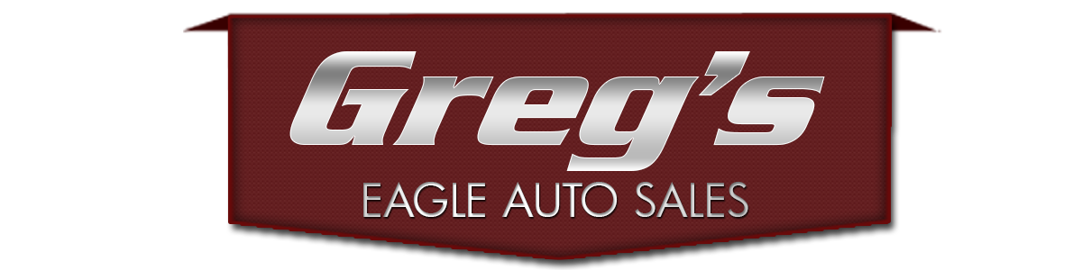 GREG'S EAGLE AUTO SALES