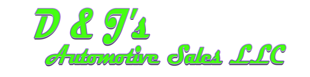 D & J's Automotive Sales LLC