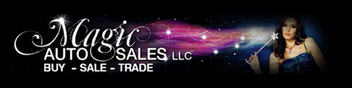 MAGIC AUTO SALES, LLC