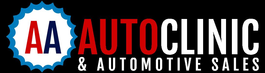 A A Auto Clinic and automotive sales