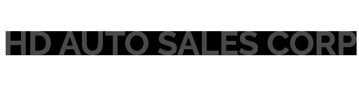 HD Auto Sales Corp.