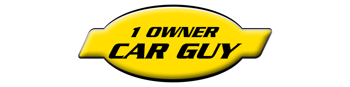 1 Owner Car Guy